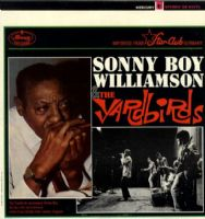 Sonny Boy Williamson - And The Yardbirds (SR 61071) Stereo M-/M
